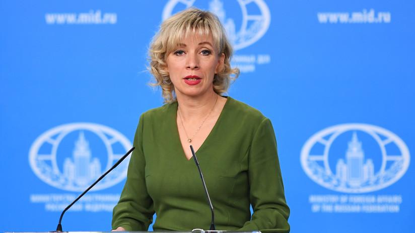 """Moscú: La exigencia de Washington para que """"destruyamos todo"""" nuestro armamento es su sueño más preciado"""