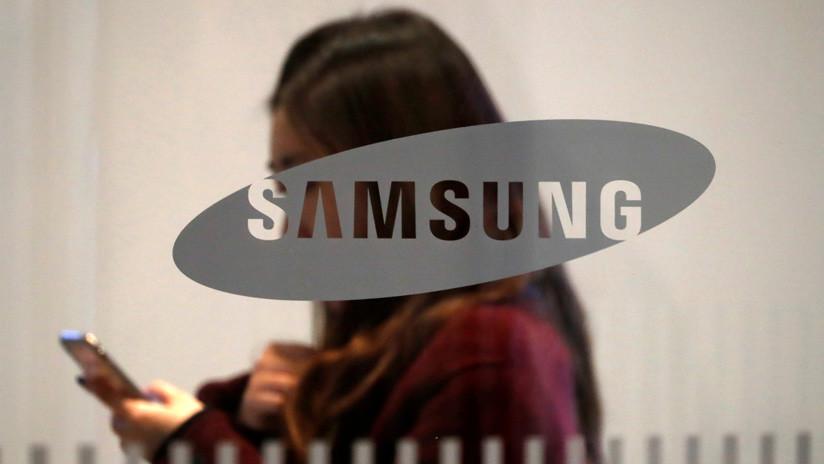 VIDEO: Samsung muestra su primer dispositivo plegable antes de tiempo por error