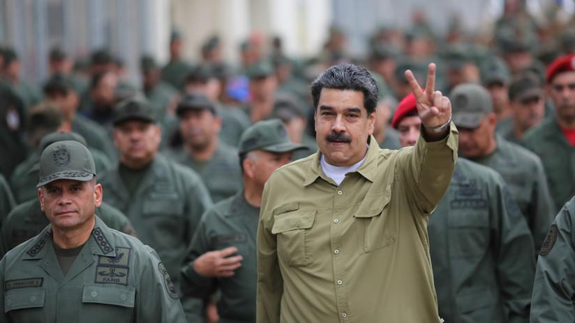 """Nicolás Maduro: """"Esta batalla histórica también la vamos a ganar"""""""