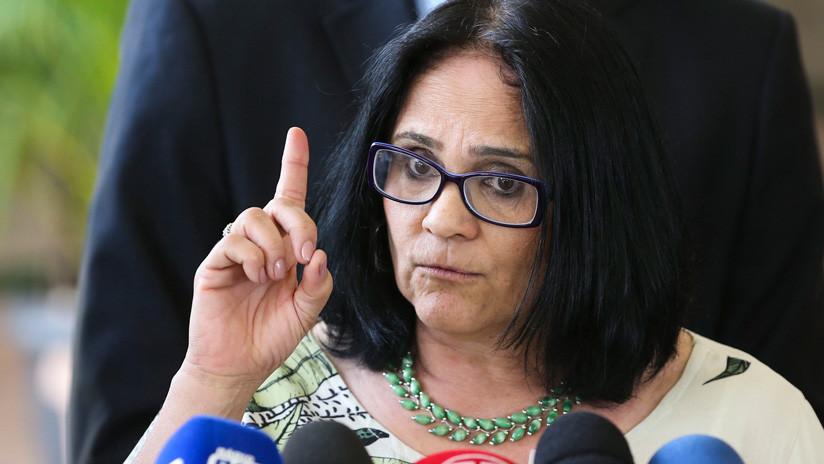 La ministra de la Mujer brasileña acusada de raptar a su hija adoptiva y de mentir sobre sus títulos