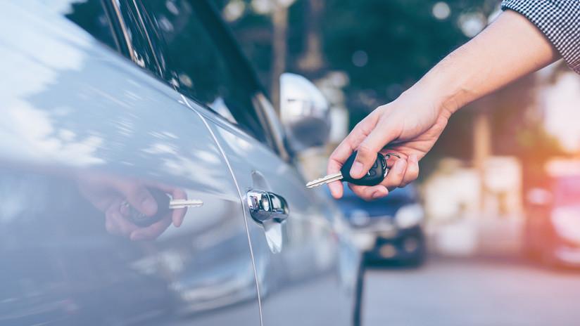 Una 'fuerza inexplicable' bloquea los llaveros de auto en una localidad de Canadá