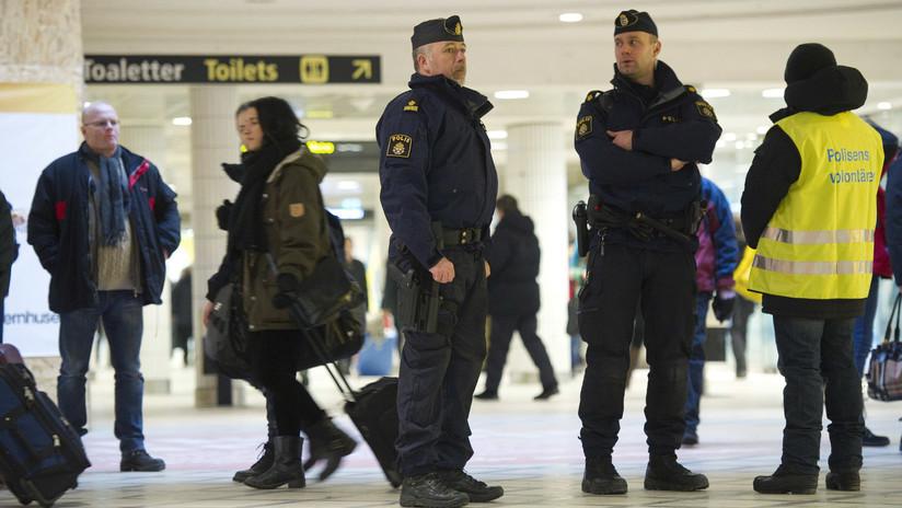 VIDEO: Polémica por el trato violento de la Policía a una mujer embarazada en Suecia
