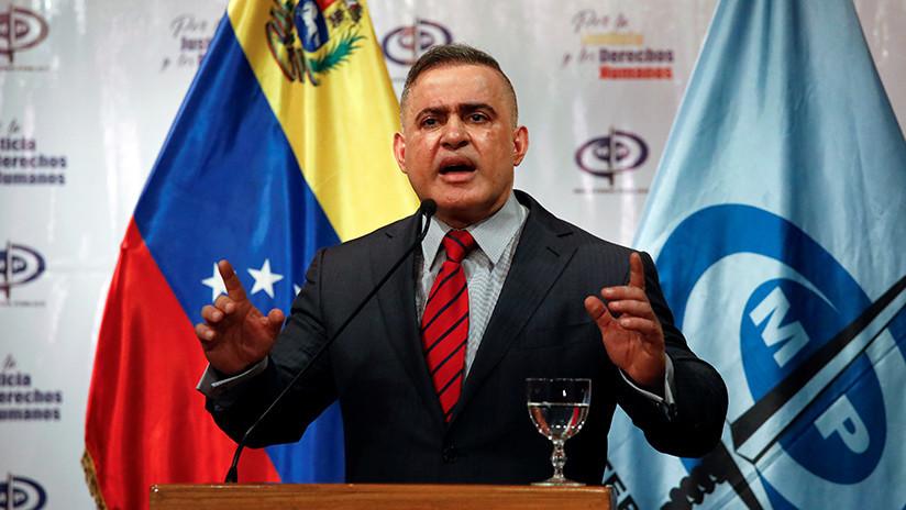 Fiscal venezolano acusa a EE.UU. de amenazarlo de muerte