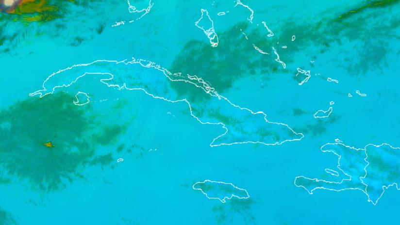 VIDEO: El momento de la caída del meteorito en Cuba captado por una cámara satelital