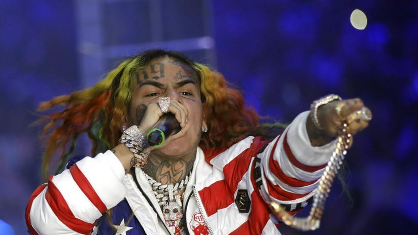El rapero 6ix9ine se declara culpable por cargos que lo vinculan a una peligrosa pandilla de Nueva York