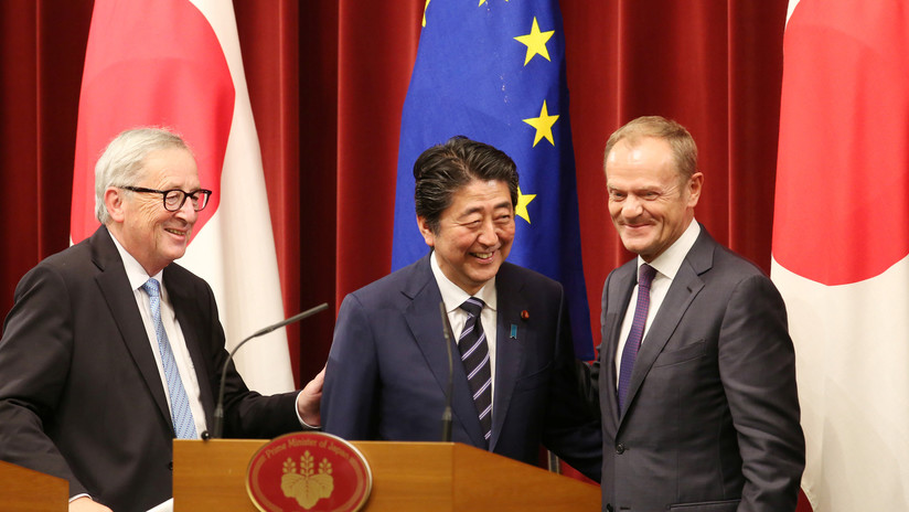 La UE y Japón crean la mayor zona de libre comercio del mundo