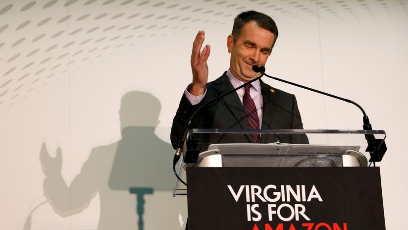 """""""Definitivamente, no soy yo"""": el gobernador de Virginia no dimite tras ser identificado en unas fotos racistas"""