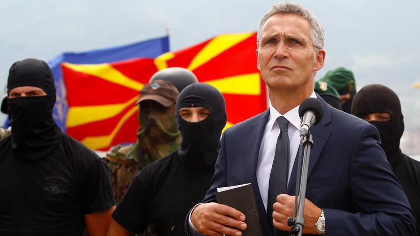 Macedonia firmará la próxima semana el protocolo de adhesión a la OTAN