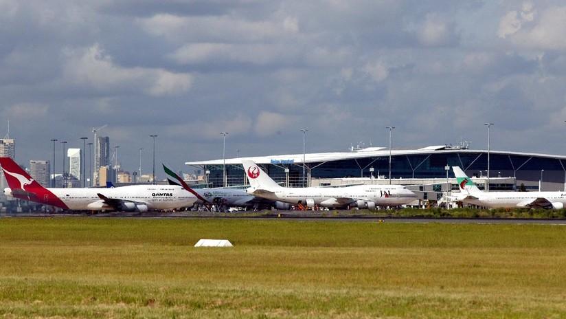 """VIDEO, FOTOS: Evacuan aeropuerto de la ciudad australiana de Brisbane por una """"situación de emergencia"""""""