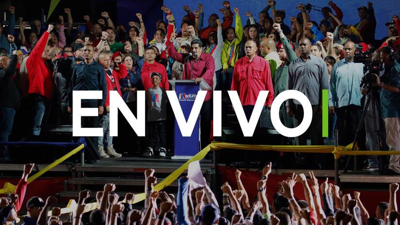 La Asamblea Nacional aprueba ley gobierno de transición — VENEZUELA