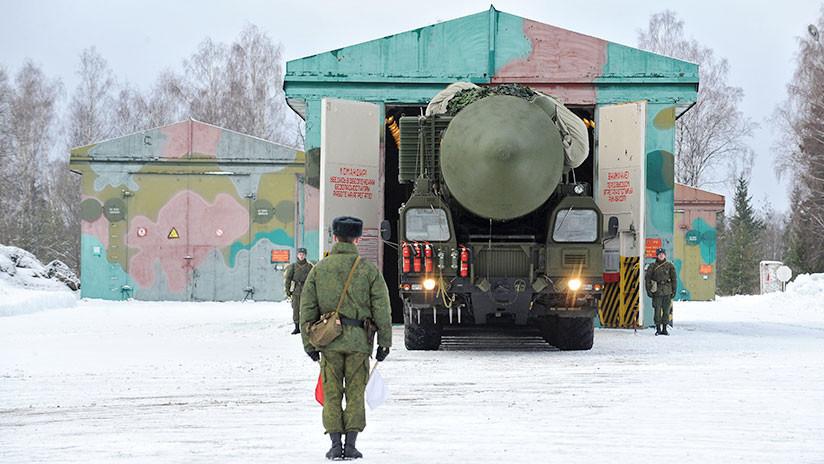"""Cancillería rusa: """"Moscú hizo todo lo posible para preservar el Tratado sobre Misiles de Alcance Medio y Corto"""""""
