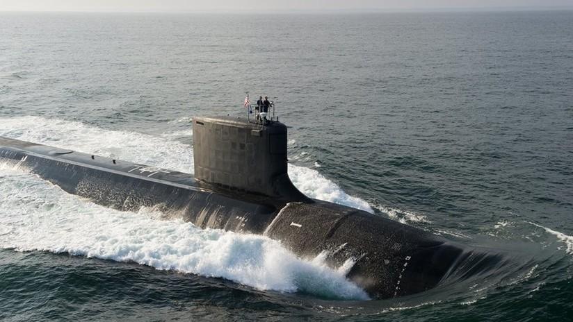 Entra en servicio un submarino nuclear de ataque de EE.UU. equipado con misiles Tomahawk