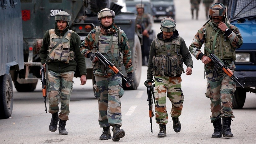 India adquirirá 73.000 rifles de asalto de producción estadounidense