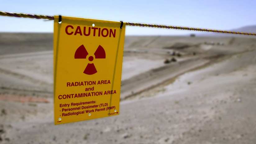 El Departamento de Energía de EE.UU. envió en secreto media tonelada de plutonio radioactivo a Nevada