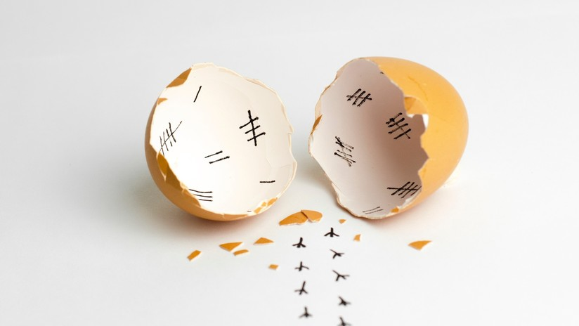 El huevo más popular del mundo publica una nueva imagen y resulta ser publicidad