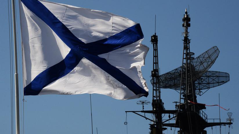 Rusia equipa buques militares con sistemas que 'ciegan' a los enemigos