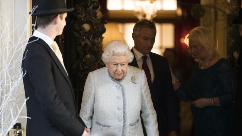 Filtran planes secretos para evacuar de Londres a la reina Isabel II en caso de disturbios por un Brexit sin acuerdo