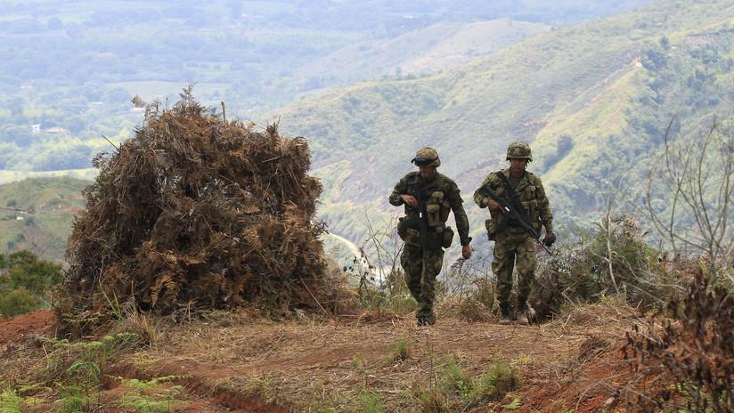 """Abaten a una de las figuras """"más tenebrosas"""" de las disidencias de las FARC en Colombia"""