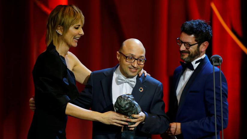 VIDEO: El discurso del actor con discapacidad que ha ganado un Goya y emociona a toda España