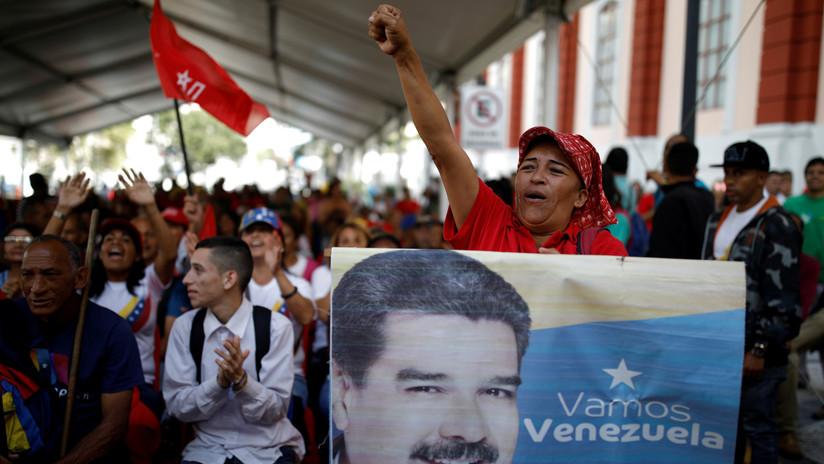 """Maduro rechaza los ultimátums para convocar elecciones en Venezuela: """"No voy a dar mi brazo a torcer"""""""