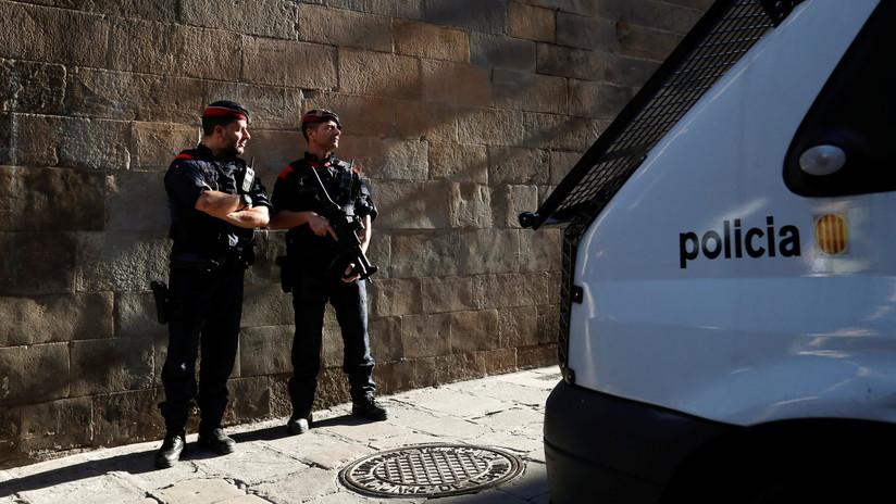 Seis detenidos tras una presunta agresión sexual contra una joven en Barcelona