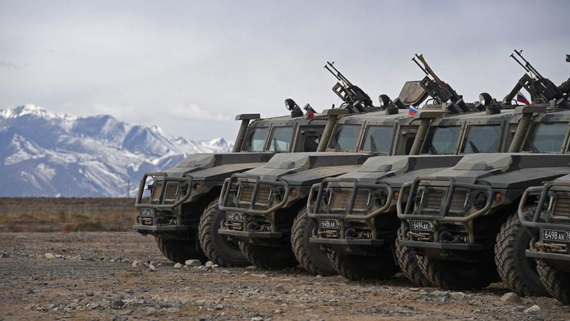 Kirguistán propone a Rusia que abra una segunda base en el país