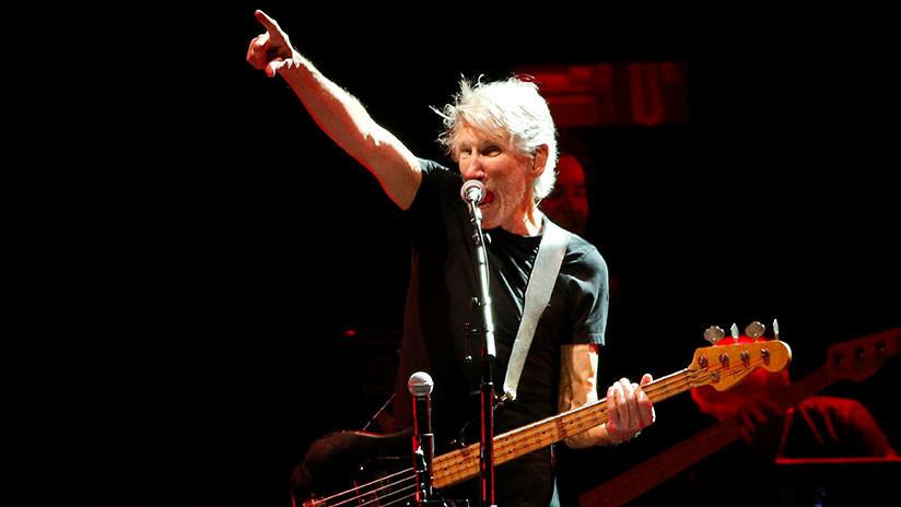 """""""Dejen en paz al pueblo venezolano"""": Roger Waters lanza un grito contra EE.UU."""