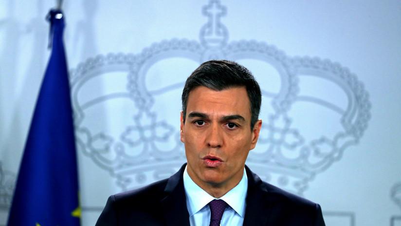 """""""Vuelve el espíritu de las Azores"""": Las redes critican la decisión del Gobierno español de reconocer a Juan Guaidó"""
