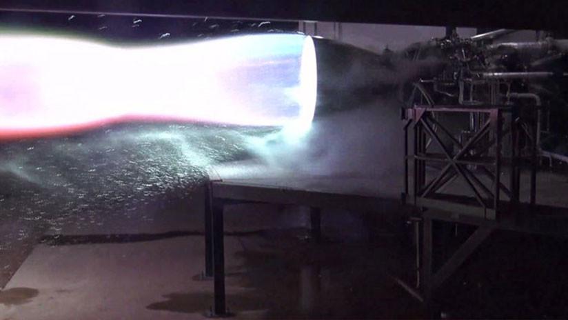VIDEO, FOTO: Musk muestra el primer encendido del motor de la nave Starship con la que pretende conquistar Marte