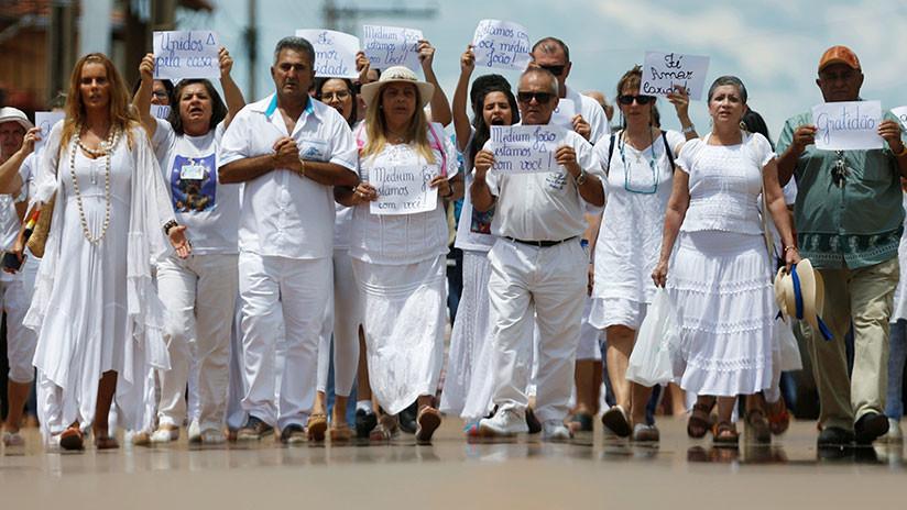 Se suicida en España la activista brasileña que destapó el escándalo de abusos sexuales de João de Deus