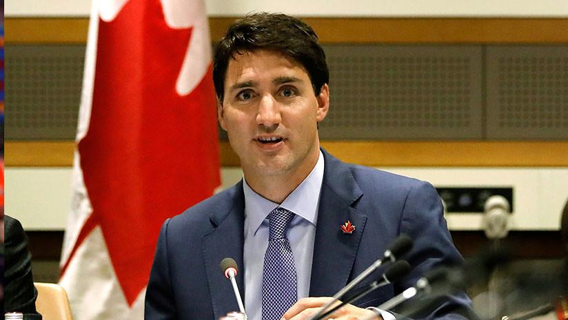 El primer ministro de Canadá anuncia que destinará 40 millones de dólares a Venezuela
