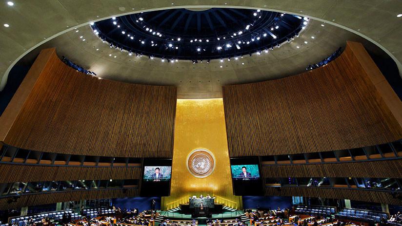La ONU no se unirá a ningún grupo en la discusión de la crisis en Venezuela