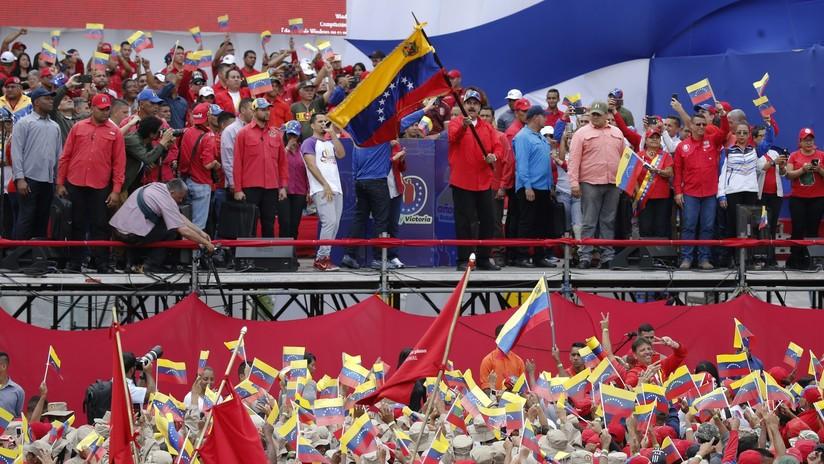 """Maduro responde al Grupo de Lima: """"Son una verdadera inquisición política"""""""