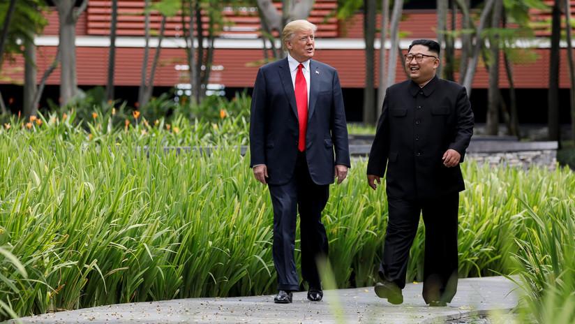 Enviado especial de EE.UU. viajará a Corea del Norte para preparar otra cumbre entre Trump y Kim Jong-un