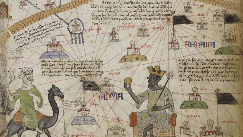 ¿Quién fue la persona más rica de la historia? Un mapa medieval puede tener la respuesta