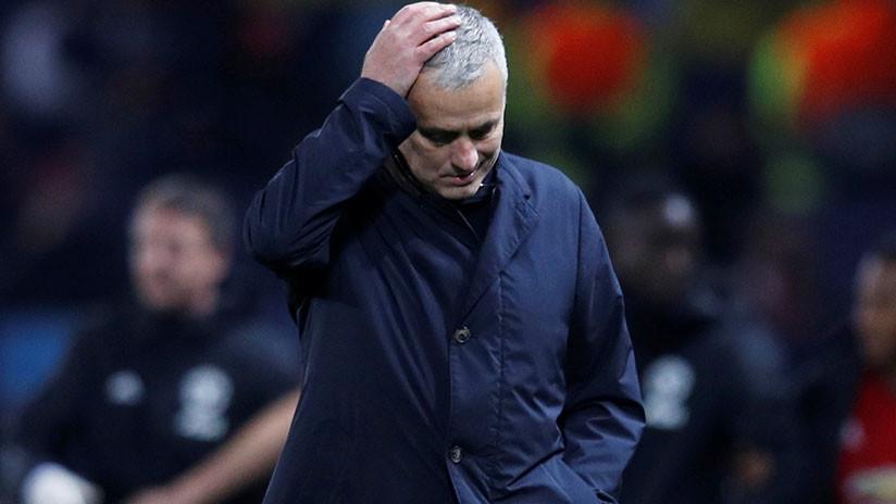 Mourinho acepta un año de cárcel y 24 meses de multa por fraude en España
