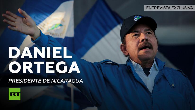 """Daniel Ortega: """"Buscamos siempre buenas relaciones con EE.UU., pero nos encontramos con agresión"""""""