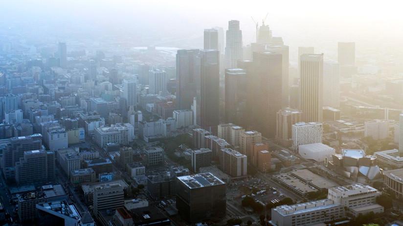 ¿Un ovni sobre Los Ángeles o maniobras militares?