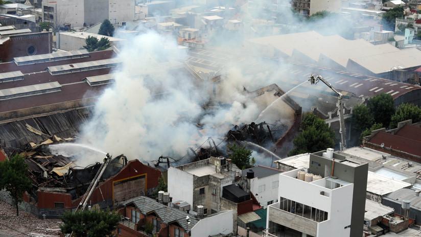A 5 años del trágico incendio de Iron Mountain en Argentina, qué se sabe (y qué no)