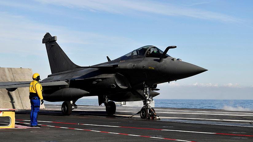 Francia realiza una rara simulación de ataque disuasivo nuclear