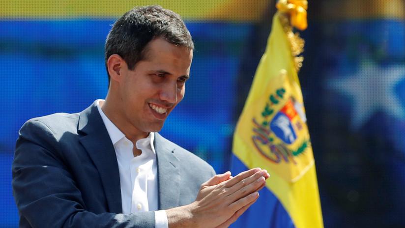 """Guaidó nombra al diputado Antonio Ecarri como """"embajador de Venezuela"""" en España"""