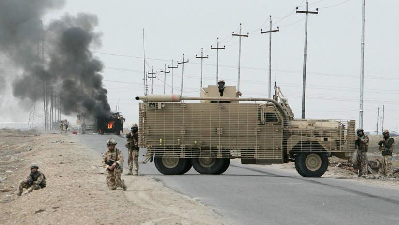 El Ejército británico permitió disparar a civiles en Irak y Afganistán