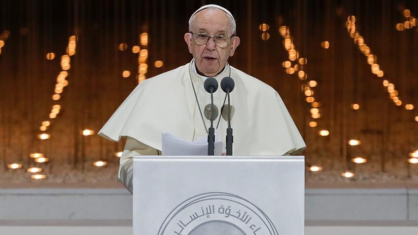 El papa Francisco admite en público por primera vez que sacerdotes abusaron sexualmente de monjas