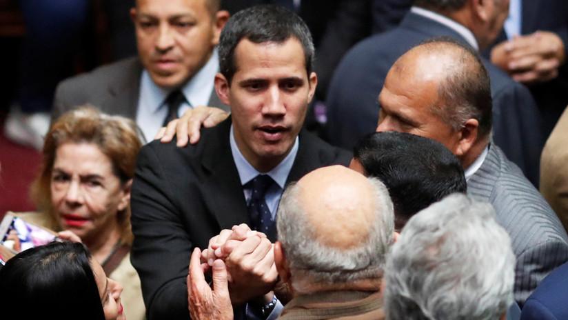 Parlamento venezolano designa 'embajadores' en Brasil, Paraguay  y Guatemala