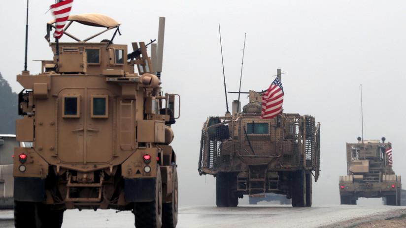 Reportan que EE.UU. envía equipamiento militar a Siria tras el voto del Senado contra la retirada