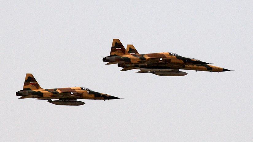 """Irán promete una respuesta """"aplastante"""" si Israel continúa sus ataques en Siria"""