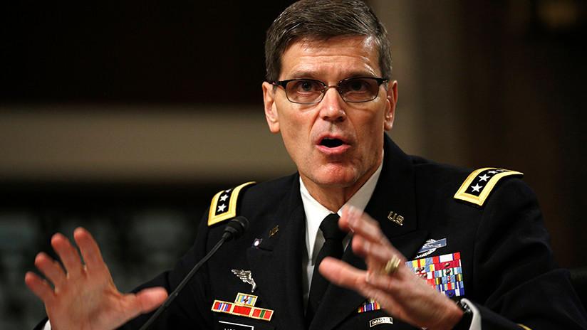 """Comandante de EE.UU.: """"No estaba al tanto"""" de la retirada de tropas de Siria hasta que lo anunció Trump"""