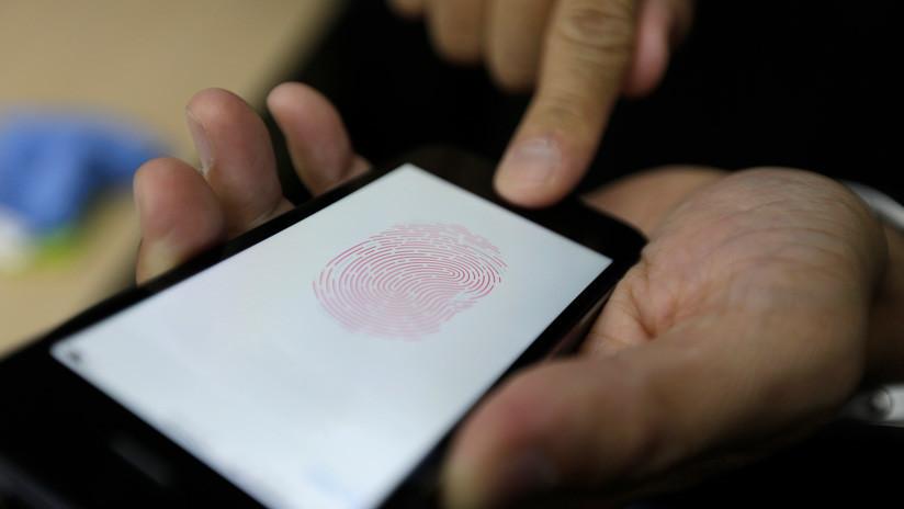 'Pulso' al botón: Una nueva tecnología Apple convierte las pantallas en sensores dactilares