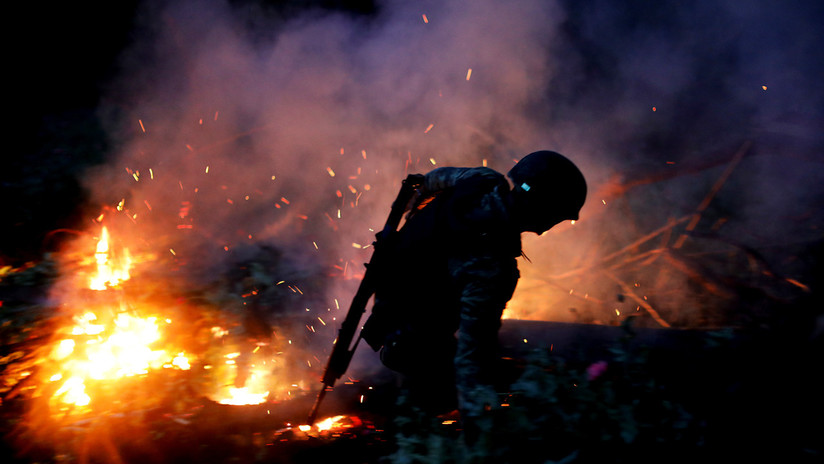 'Las flores del mal': México quema campos de amapolas para frenar la creciente producción de heroína