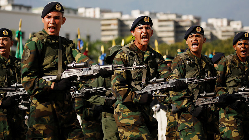 Embajador de Venezuela en Rusia denuncia intentos de EE.UU. de incitar a militares venezolanos a la traición